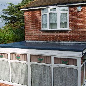 flat roof services
